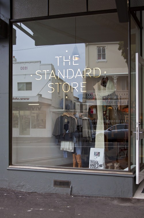 646ac1c18 The Standard Store — Deuce Design